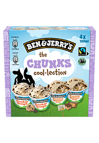 The Chunks Cool-lection Original Ice Cream