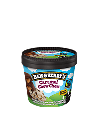 Caramel Chew Chew Original Ice Cream