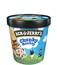 Chunky Monkey Original Ice Cream Pints