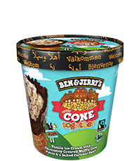 Cone Together Original Ice Cream Pints