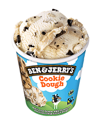 Cookie Dough Original Ice Cream Pints