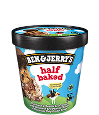 Half Baked Original Ice Cream Pints