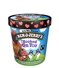 Hooked on You Original Ice Cream