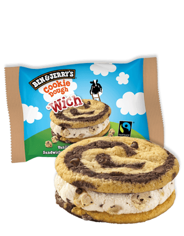 Cookie Dough 'Wich Ice Cream Bar